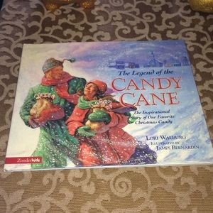 The Legend of the Candy Cane